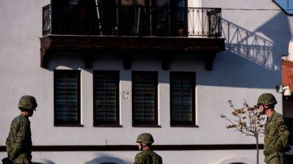Vier islamisten die aanslag planden in België opgepakt in Kosovo