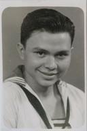De jonge Henk Kleijn.