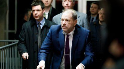 Proces Weinstein opgeschort na paniekaanval getuige