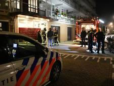 Brandende fiets zorgt voor paniek in Waddinxveen