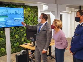 Hulpdiensten en haven maken nieuwe digitale sprong met 5G-netwerk 'Minerva'