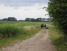 Vaten met illegaal gedumpt drugsafval gevonden in Echteld