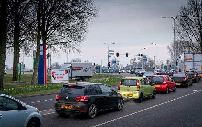 De Papenstraat in Bemmel.