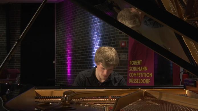 Deelnemer Jorian van Nee.