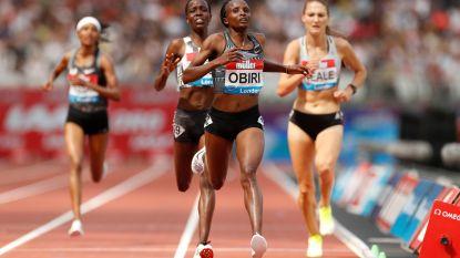 Kanontijd voor Shelly-Ann Fraser-Pryce op 100m,  Obiri loopt beste wereldjaarprestatie op 5000m