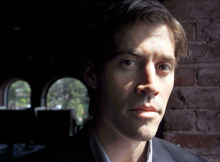James Foley in 2011. Beeld ap