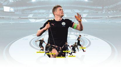 """Vier op vijf voor Kevin De Bruyne in League Cup? """"Hij is een orkestmeester die kan kiezen uit 6 versnellingen"""""""
