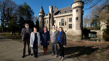 Van ex-schepen tot bedrijfsleider: dertig gidsen loodsten al meer dan 5.000 bezoekers door kasteel van Zellaer