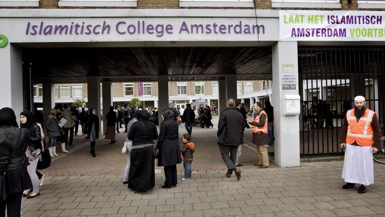Islamitisch College in Amsterdam. Foto © ANP Beeld