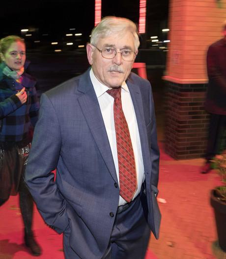'Poederbrief voor wethouder Palmen onderschept'