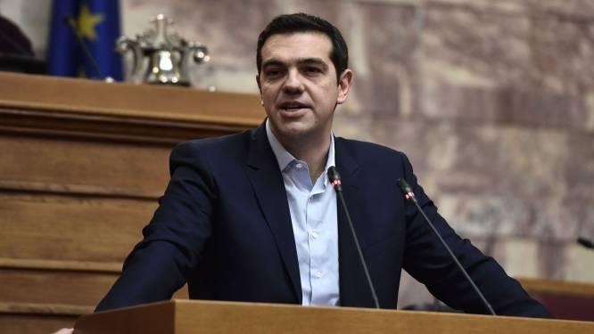 Griekse premier zet aanval in op Eurogroep