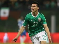 Lozano wil dolgraag naar PSV, dat volgens Mexicaanse media de slag om hem wint