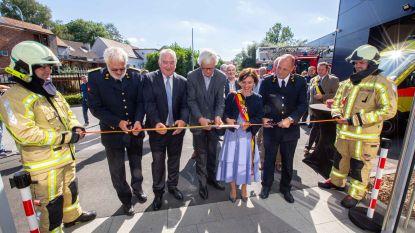 Brandweerpost Lennik verwerkt 70 procent meer interventies sinds verhuis naar Eizeringen