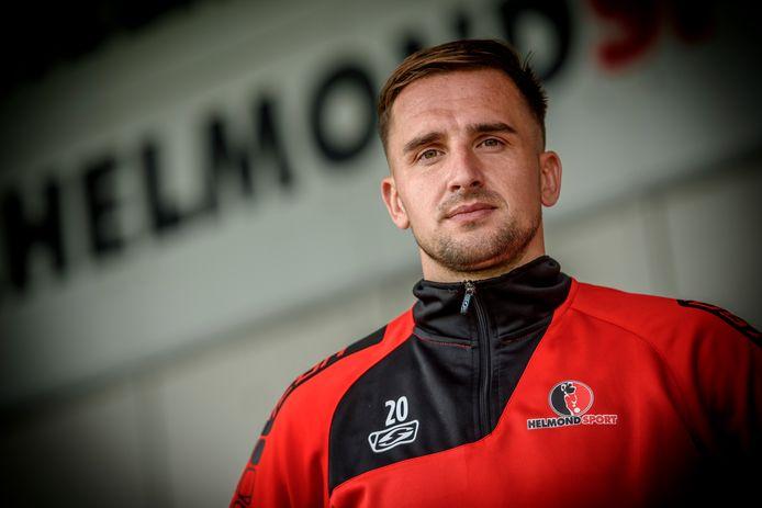 Jeff Stans ligt tot 2021 vast bij HelmondSport, nadat hij eerder voor Go Ahead Eagles,NAC, Excelsior enRKC actief was.