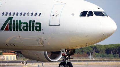 Italiaanse regering bereid om opnieuw 350 miljoen euro in Alitalia te pompen