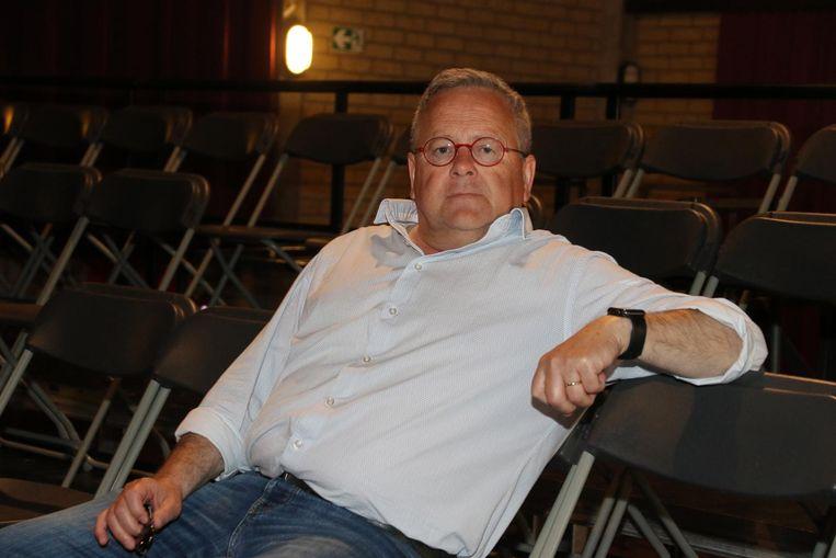Coördinator Frank Verdru.