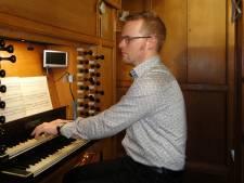IJsbrand opent het orgelseizoen in Elst met Bach en zoon