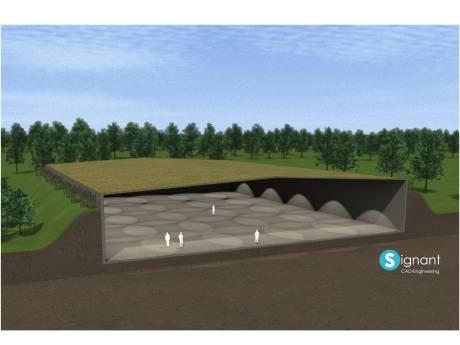 Nieuwe sporthal moet opgaan in het landschap van Park Schothorst
