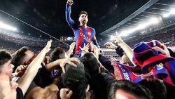 Lionel Messi nodigt zich uit in het clubje van 100 van Cristiano: zijn allerknapste goals op het kampioenenbal