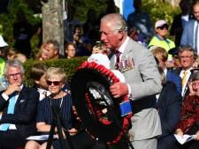 Prins Charles te gast in Driel, maar drie veteranen vormen het middelpunt