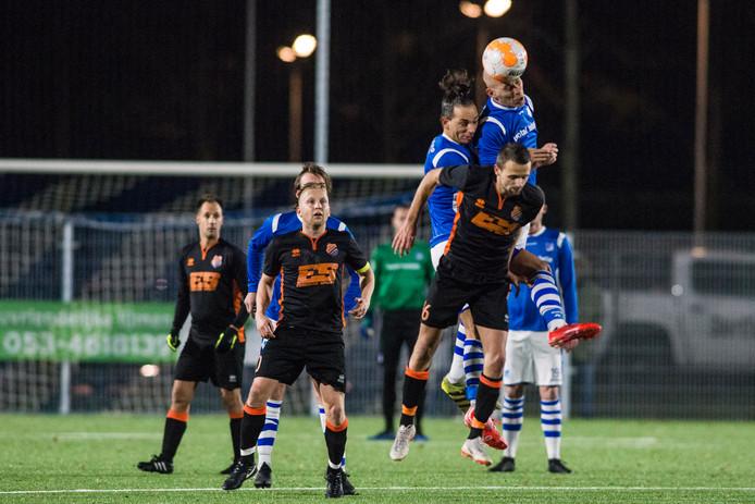 Sportlust Glanerbrug verloor onlangs nog ruim in de derby bij Eilermark.