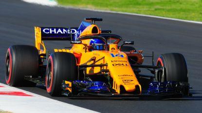 """Onze F1-watcher volgt ook dit seizoen Stoffel Vandoorne: """"Collega's komen me jennen: 'De McLaren herkent iedereen hé: dat is de auto die stil staat…'"""""""