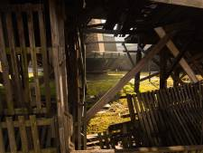 Loodsen aan de beurt bij restauratie monumentale molen De Otter