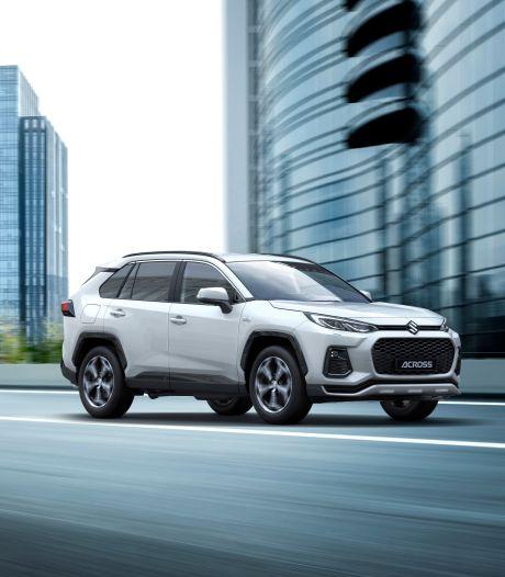 Deze nieuwe Suzuki is eigenlijk een Toyota en dat belooft alleen maar veel goeds