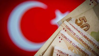 Onrust in Turkije zorgt voor nieuwe koersdaling Turkse lira