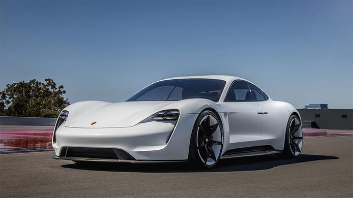Elektrische Porsche Verbluft Met Razendsnelle Oplaadtijd Auto Ad Nl