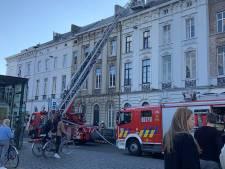 Pot op vuur veroorzaakt zwarte rook in studentenkot op Sint-Pietersplein: iedereen tijdig buiten