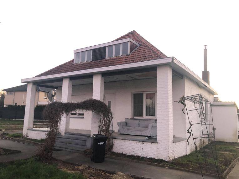 Het huis in Scherpenheuvel-Zichem dat B. afsnoepte voor 98.000 euro in plaats van de schatte 230.000 euro.