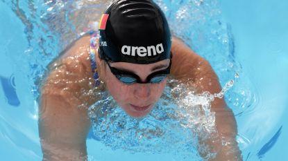 Fanny Lecluyse met zesde tijd naar finale 50m schoolslag op WK kortebaan - Seto vestigt wereldrecord op 200m vlinder