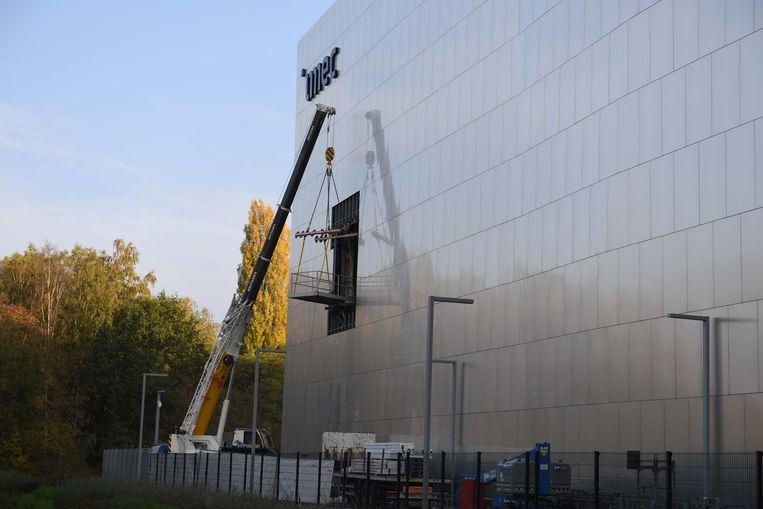 Dodelijk werkongeval bij imec Leuven.