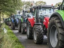 Boeren uit Gelderse Vallei sluiten zich aan bij nieuwe demonstratie: 'De overheid moet stoppen ons te bedonderen'