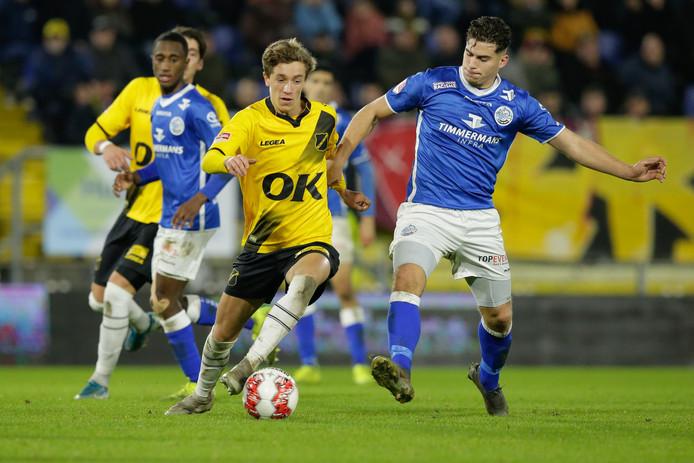 Het is nog onduidelijk of FC Den Bosch en NAC volgende week vrijdag tegen elkaar voetballen.