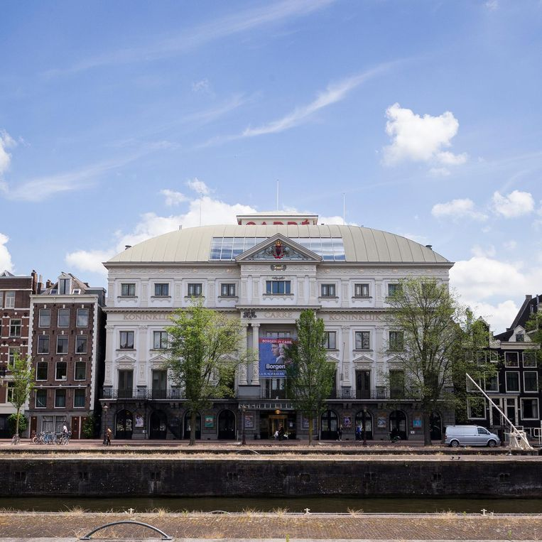 Koninklijk Theater Carré Beeld Rink Hof