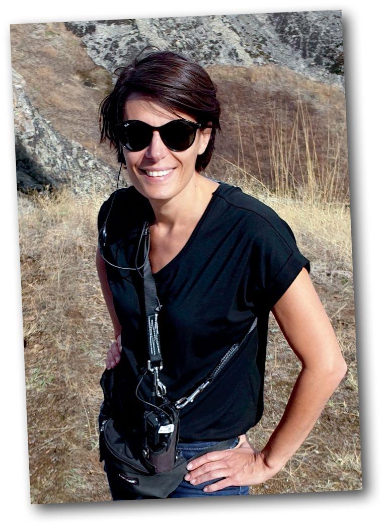 Olga Baerten (kandidatenbegeleider) Beeld VIER