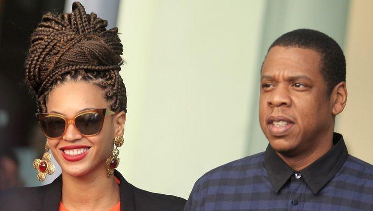 Beyoncé en Jay-Z stapten in 2008 in het huwelijksbootje in New York.