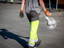 Les Opérations Cité Propre reprennent à Charleroi et à Gerpinnes