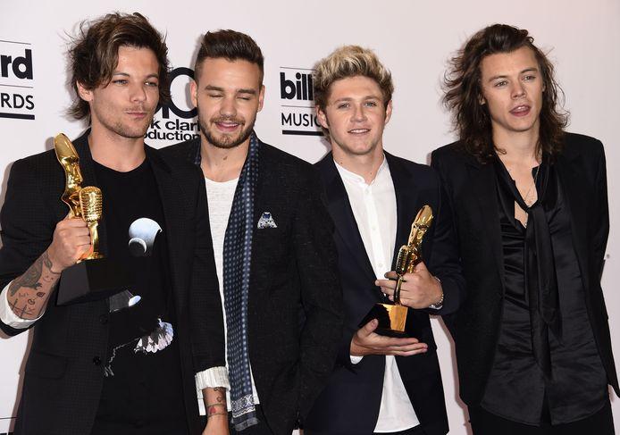 Boyband One Direction, zonder Zayn Malik