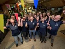 Horecateam FC Eibergen wint regionale verkiezing clubhelden