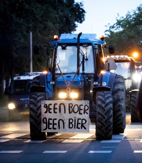 Boze boeren en supermarkten voor de rechter: 'Blokkades? Nepnieuws!'