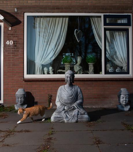 Boeddha's door de regio: 'Bij ons moet het beeldje goed bij de bank passen'