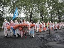 Aanhoudingen bij protestactie havengebied