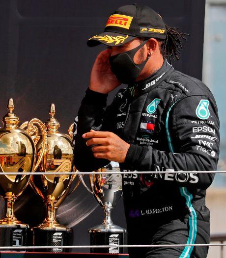 Formule 1 lijdt 115 miljoen verlies door corona