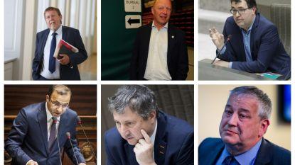Deze politieke kleppers raakten niet herverkozen