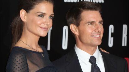 """Katie Holmes over de periode na haar breuk met Tom Cruise: """"Doodsbang geweest ..."""""""