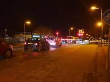 Storing bij spoorwegovergangen in Borne