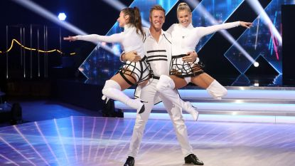 """James Cooke danst vanavond een trio in 'Dancing With The Stars': """"Honderd kilo aan danseressen ronddraaien"""""""